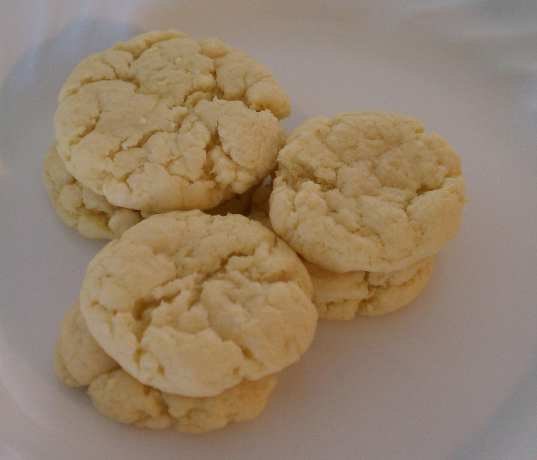 Cream Cheese Cookies Recipe — Dishmaps