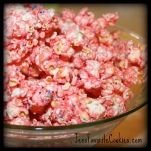 More Party Popcorn