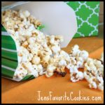 Coconut Oil Kettle Corn Recipe