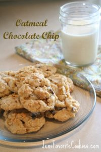 Oatmeal Chocolate Chip Tall - Copy
