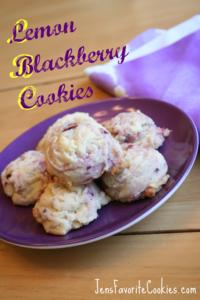 Lemon Blackberry Cookies - Copy