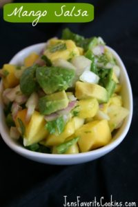 Mango and Avocado