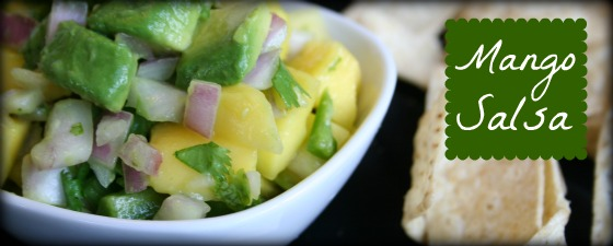 A Mango Salsa featured