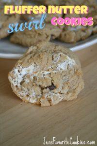 marshmallow fluff cookies