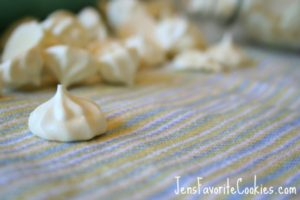 Meringue Lemon