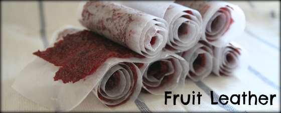 Fruit Leather featured