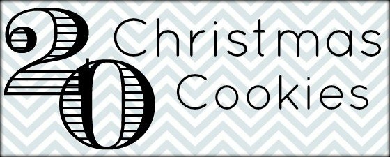20 Christmas Cookies Featured