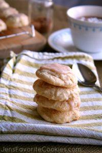 nutmeg cookie recipe