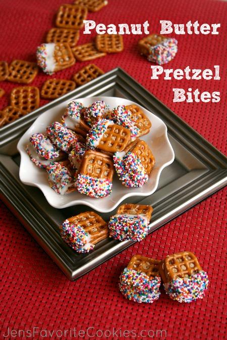 PB pretzel recipe