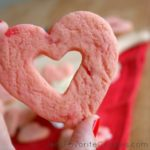 pink cookies