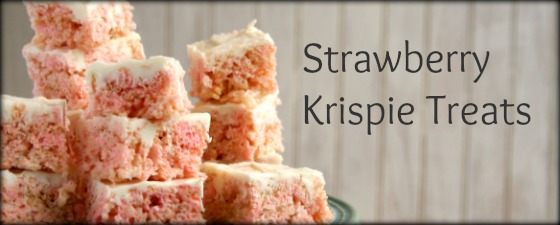 strawberry krispies