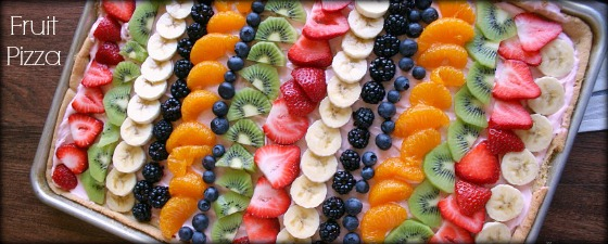 Fruit Pizza | Jen's Favorite Cookies