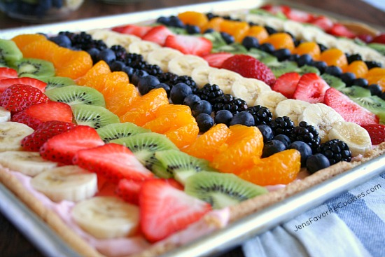 fruit-pizza