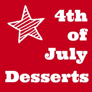 4th of July deserts