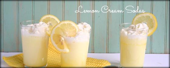 Italian cream soda