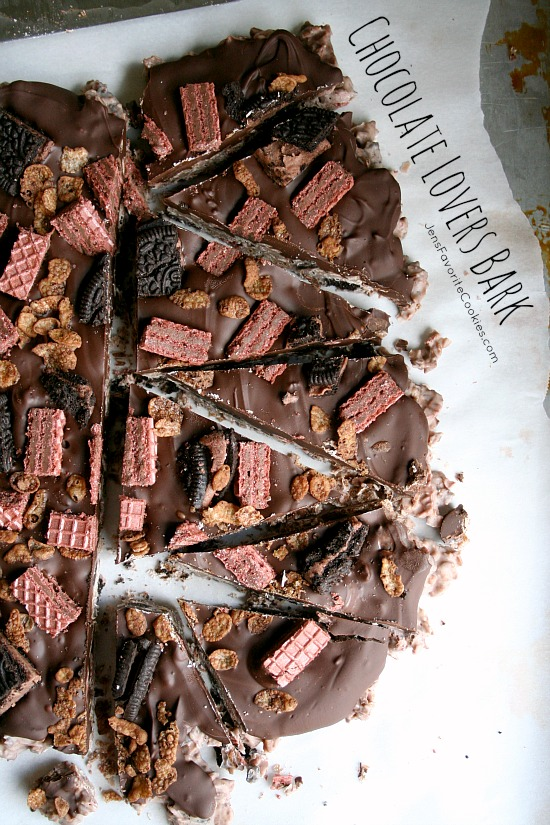 Chocolate-Lovers-chocolate-bark-recipe