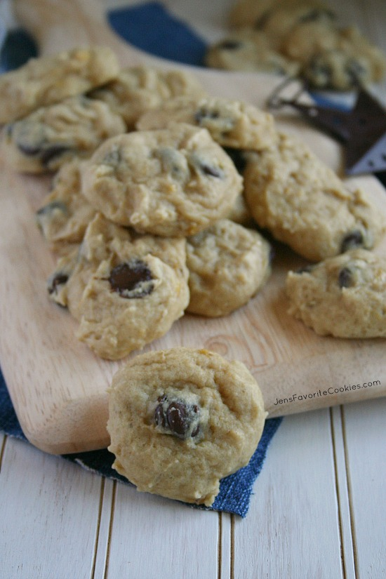 banana-cookies