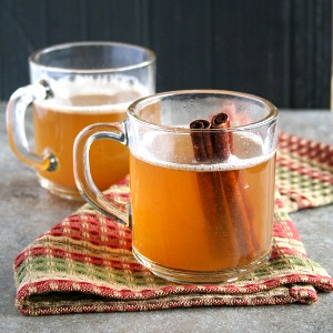 Spiced hot cider recipes ; this spiced hot cider recipe is quick and ...