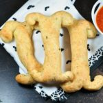 Herbed bread sticks 9