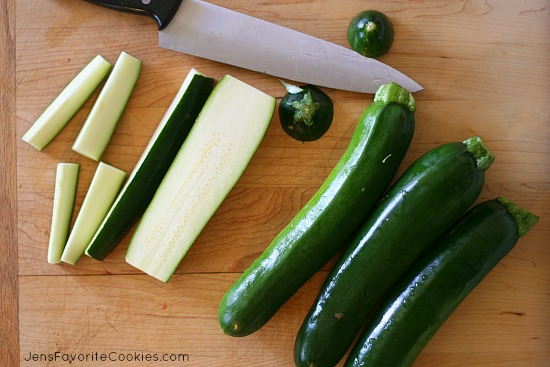 baked zucchini recipes