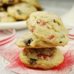 Candy Cane Crunch Cookies 4