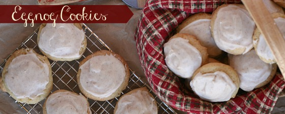 eggnog baking recipes