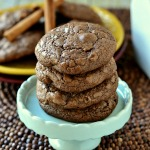 spiced-chocolate-crackle-cookies-recipe