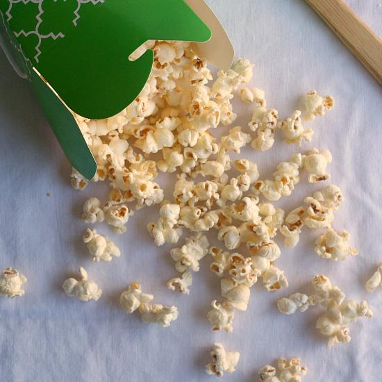 Sweet Popcorn Glaze