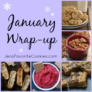 January-2104 recipes from Jen's Favorite Cookies