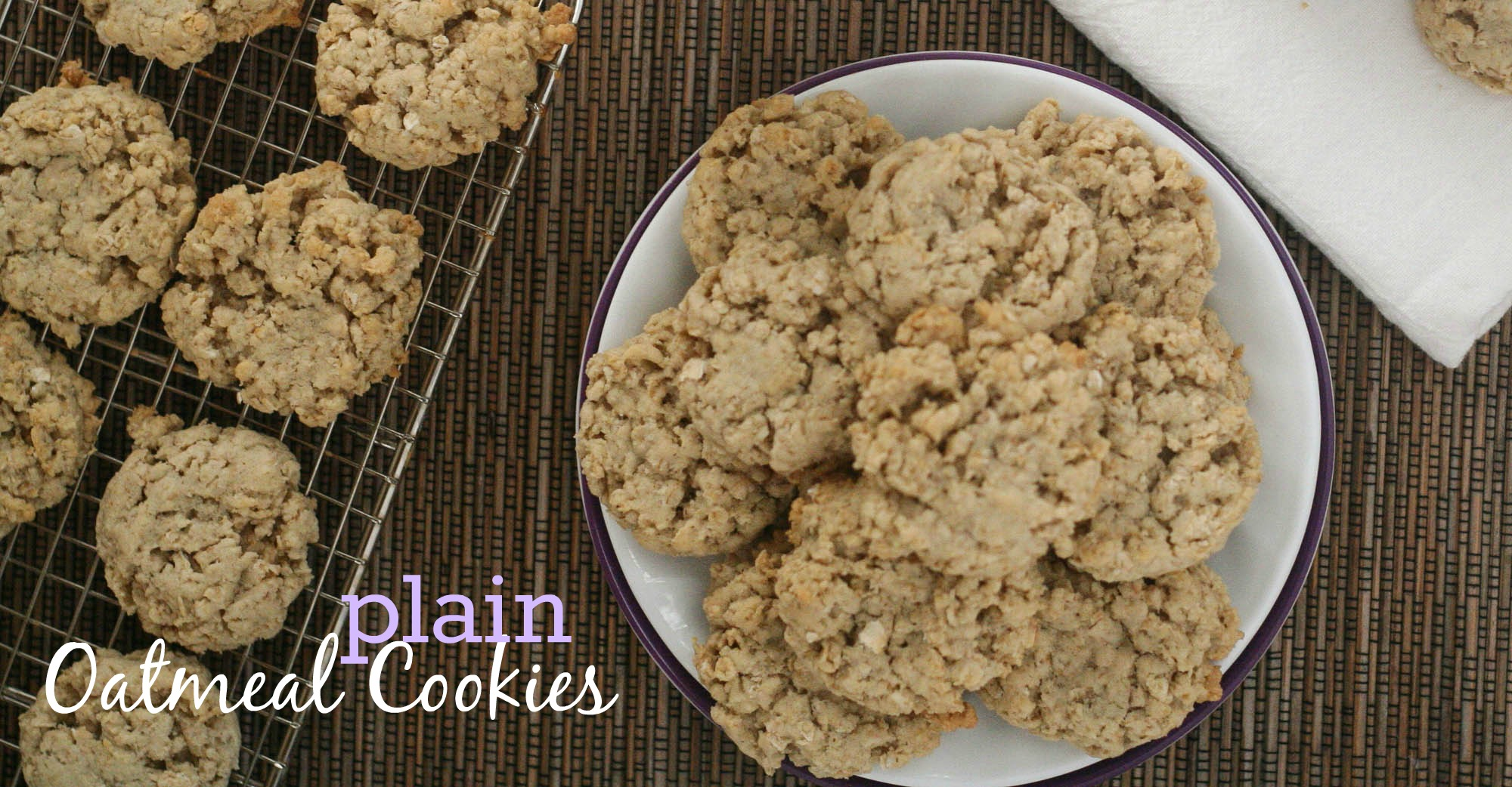 plain-oatmeal-cookies