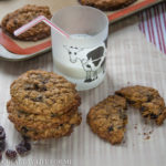 Cherry-Oatmeal-Cookies