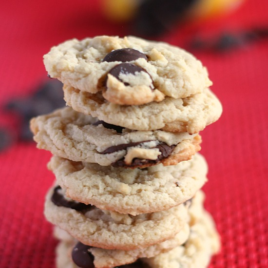 Chocolate Chip Cookies without Eggs