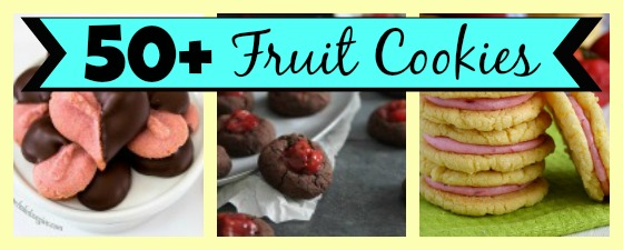 Fruit Cookies Collection