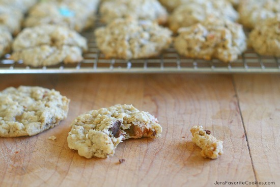 kitchen sink cookies | jen's favorite cookies