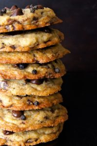 Black Pepper Chocolate Chip Cookies