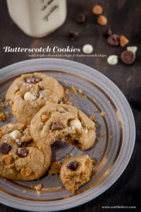 Butterscotch-Cookies