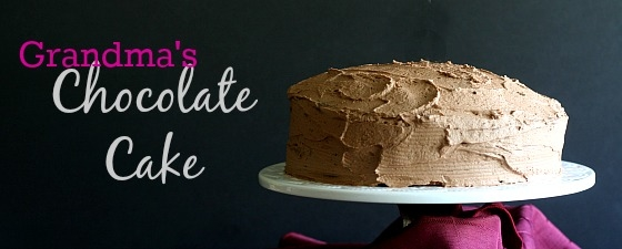 chocolate-frosting-cake