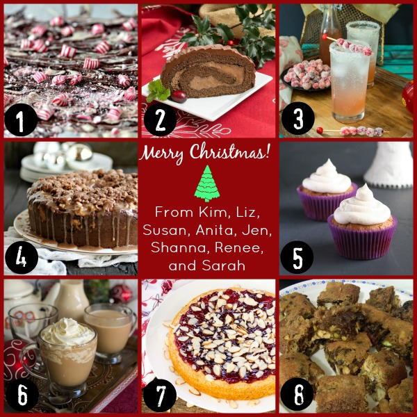 Christmas Recipes on JensFavoriteCookies.com - #HolidayFoodParty