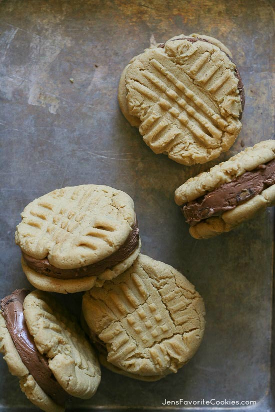 cookie-ice-cream-sandwiches