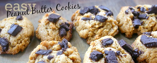simple-peanut-butter-cookies