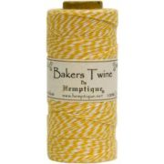 bakers-twine-yellow